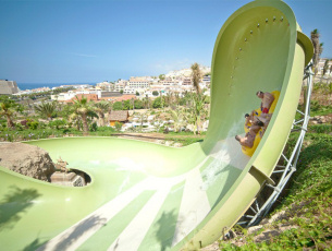 Kinnaree Water Slide